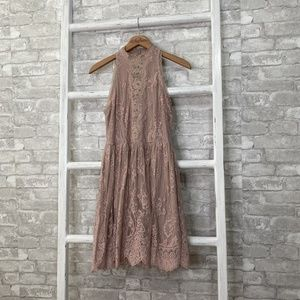 Free People Verushka Mini Dress Size 6